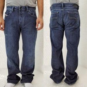 """Diesel Industry """"Levan"""" jeans in wash 008BI.W34×L3"""